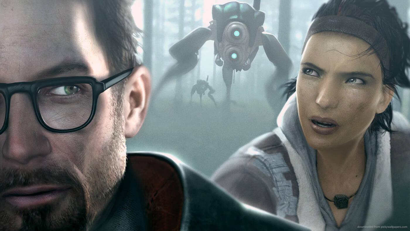 Kolekcja Half-Life za darmo. Steam popsuł zapowiedź Valve?