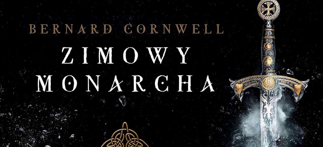 Bernard Cornwell, trylogia arturiańska Bernard Cornwell, Wojny Wikingów, serial Zimowy monarcha, król Artur serial