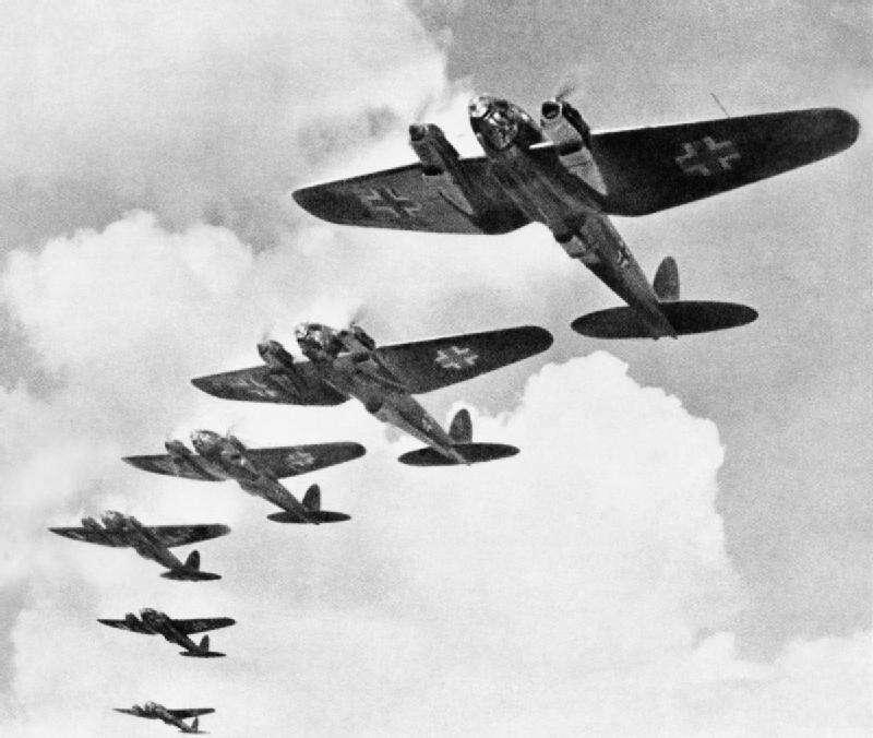 Bitwa o Anglię, Luftwaffe, Luftwaffe w Wielkiej Brytanii, wynik Bitwy o Anglię
