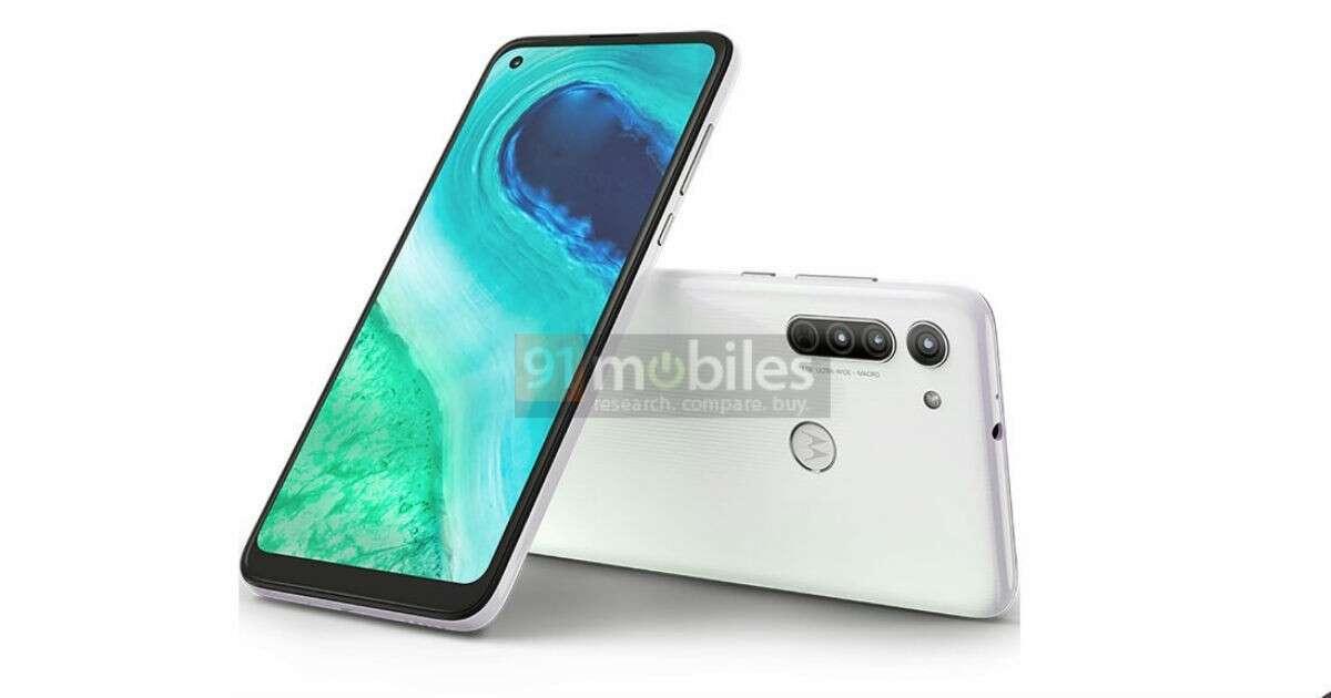 Motorola G8 Power zdjęcie