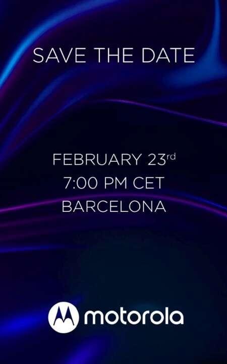 Motorola MWC Barcelona