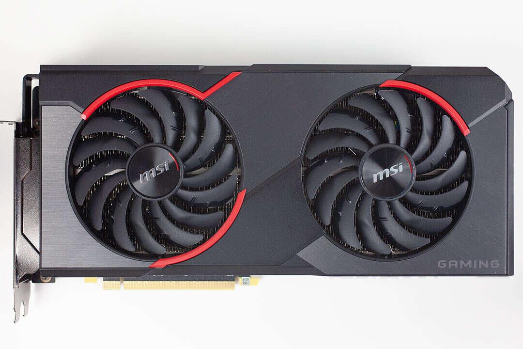 Radeon RX 5600 XT AMD, pamięci Radeon RX 5600 XT AMD, 14 Gbps Radeon RX 5600 XT AMD