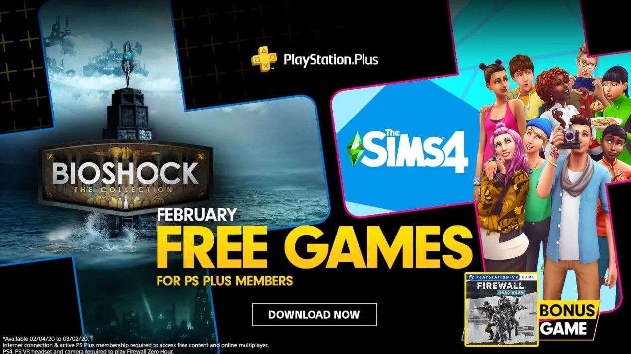 Pięć gier w PlayStation Plus Luty 2020! Jest nawet gra na VR!