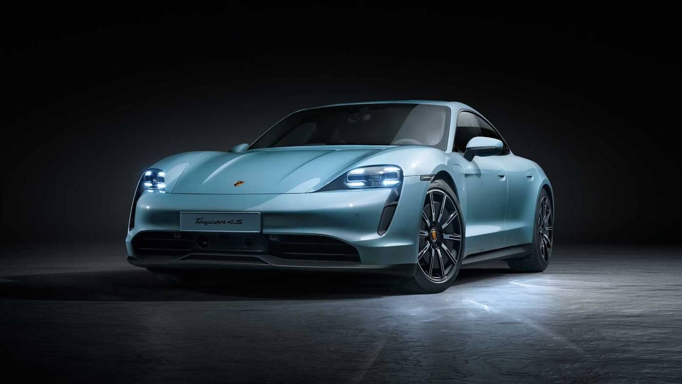 Porsche Taycan 4S, Taycan 4S, Taycan najlepszym samochodem, ocena Taycana