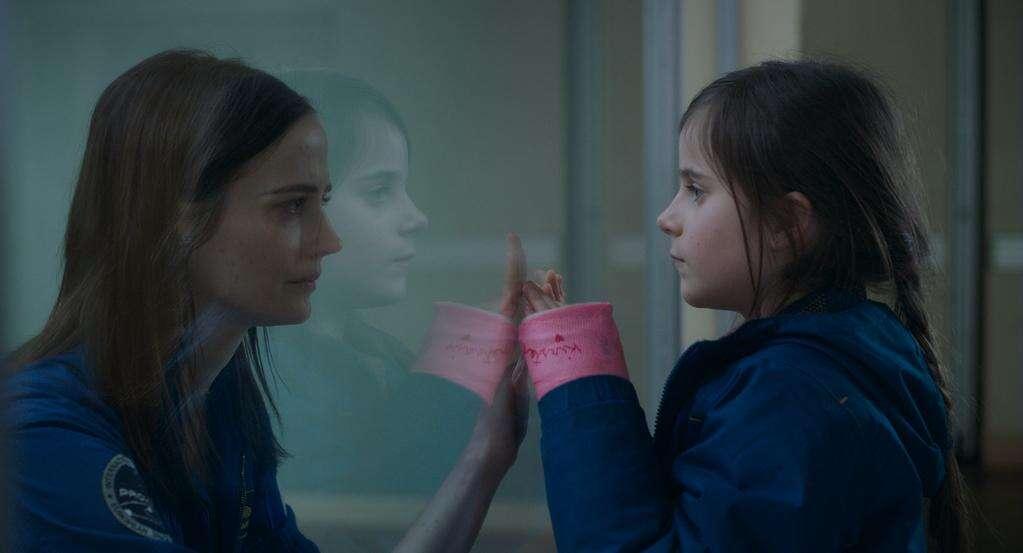 Proxima, film Proxima, Proxima recenzja, Eva Green, Alice Winocour, Proxima opinia, Eva Green Proxima