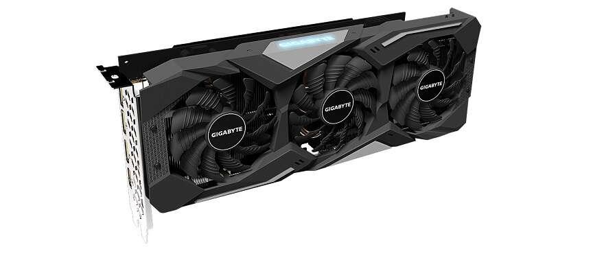 Radeon RX 5600 XT Gaming OC, wygląd Radeon RX 5600 XT Gaming OC, design Radeon RX 5600 XT Gaming OC