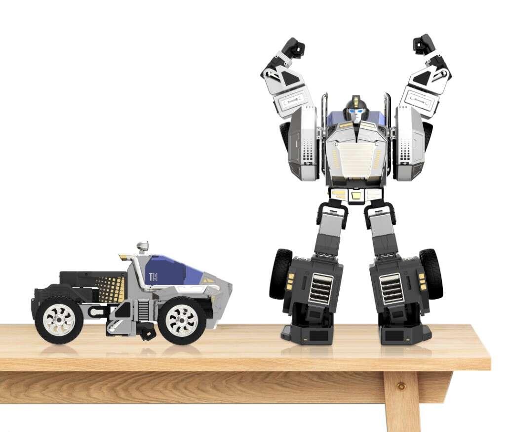Robot T9, T9, Robosen Robotics, robot transformers