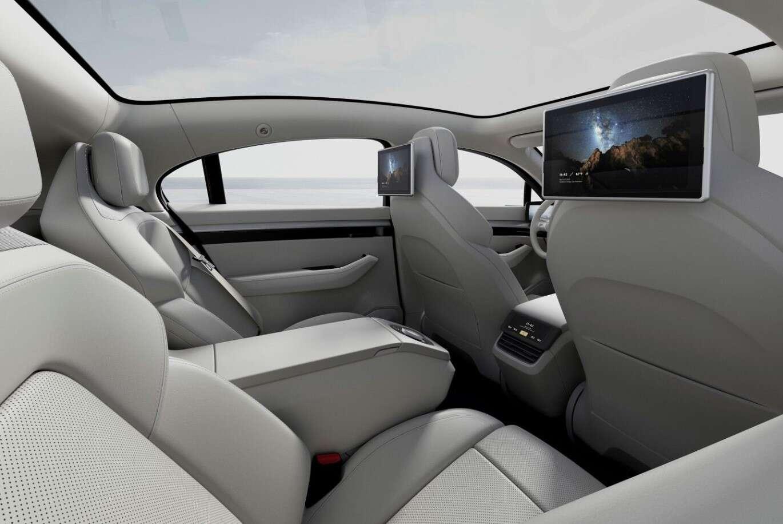 samochód Sony, Vision S, Sony Vision, koncepcyjny samochód Sony