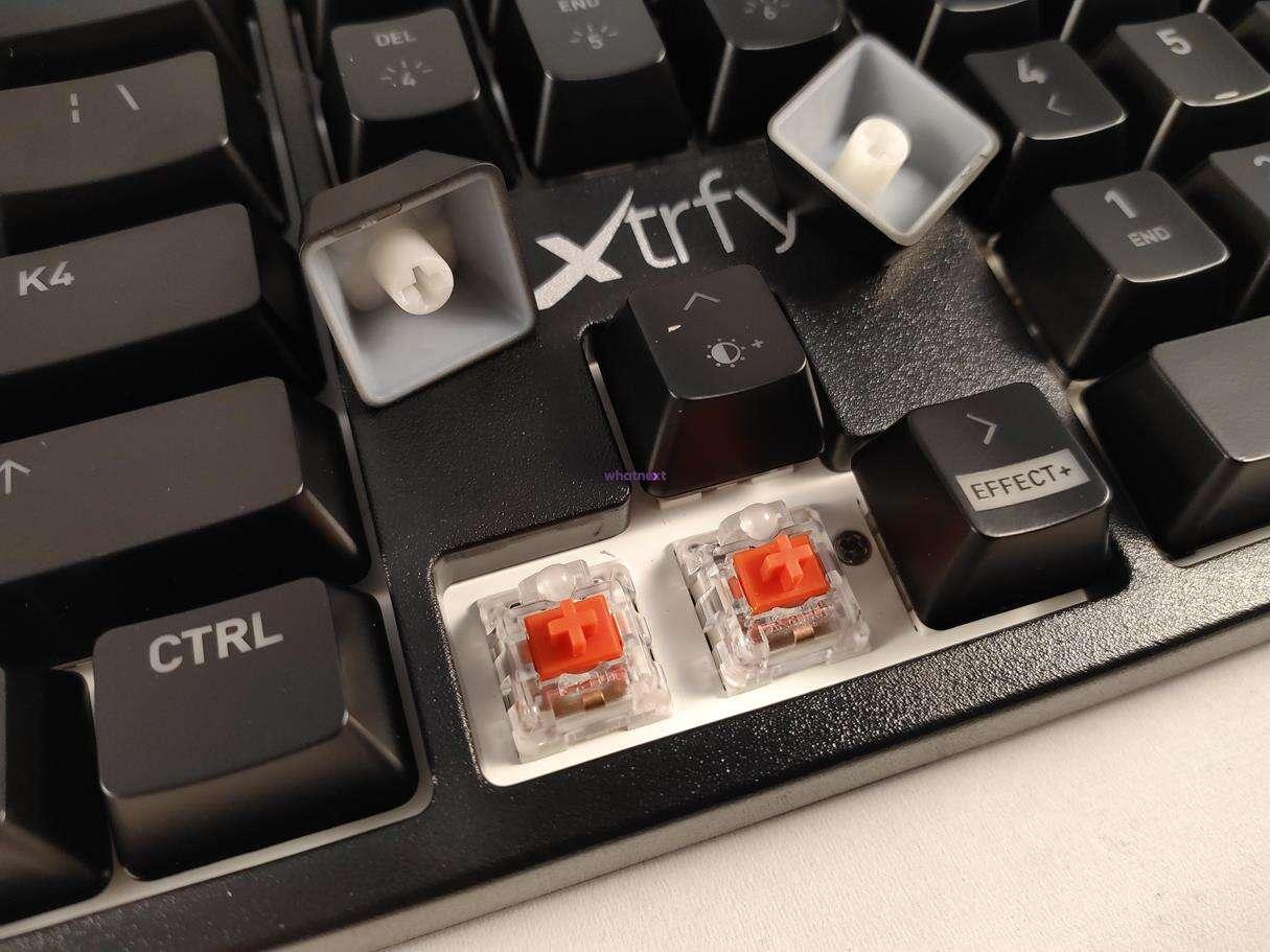 Test klawiatury Xtrfy K4 RGB – niesłusznie drogo?