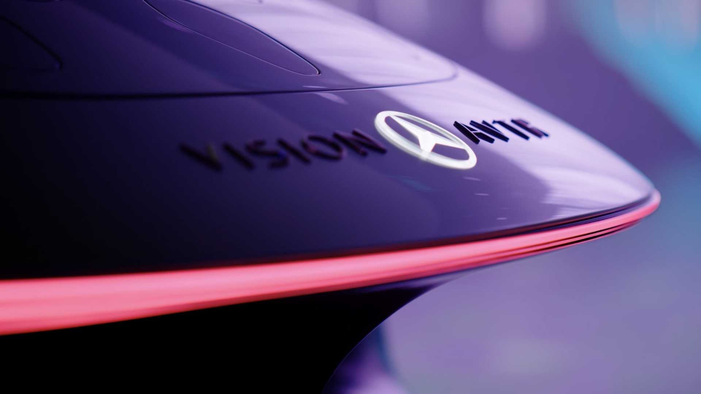 Vision AVTR – koncept Mercedesa, przy którym przeniesiecie się w przyszłość