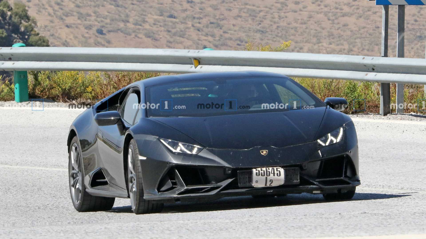 Lamborghini Huracan Evo, nowy Huracan Evo, Huracan z napędem na tył,  Huracan Evo RWD