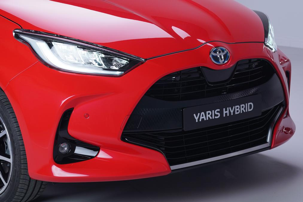 nowa Toyota Yaris, Toyota Yaris, Yaris 2020, nowa generacja yaris
