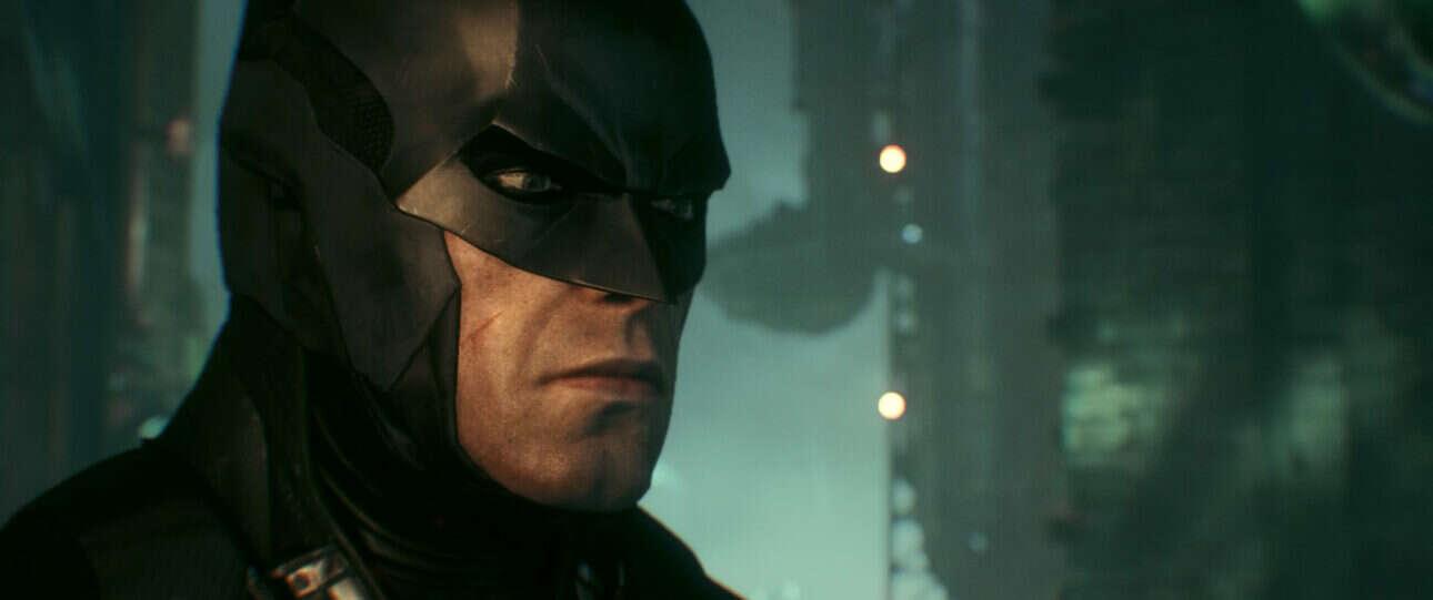 Ależ brzydki jest Batcycle w nowej grze z Batmanem