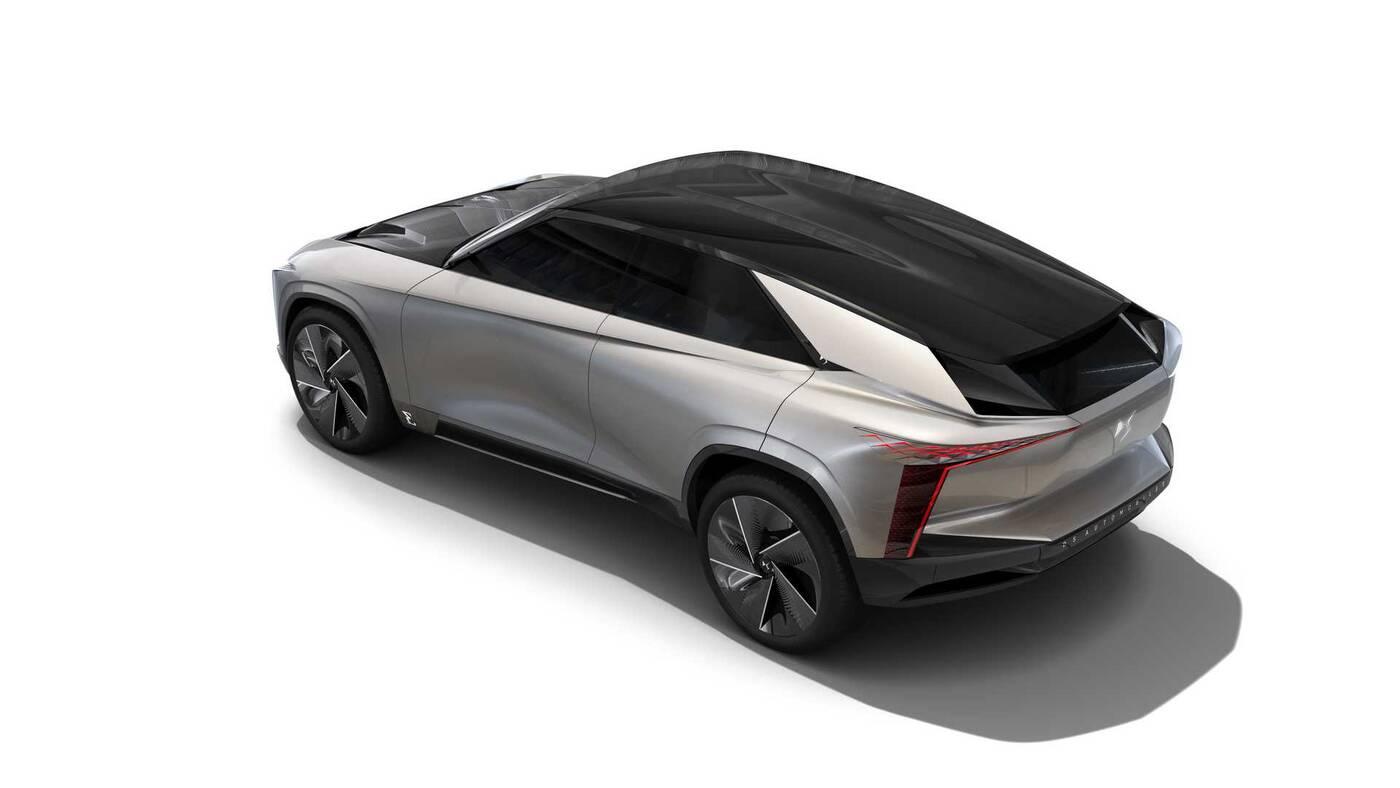 Aero Sport Lounge, koncept Aero Sport Lounge, koncept DS Automobiles, Aero SPort