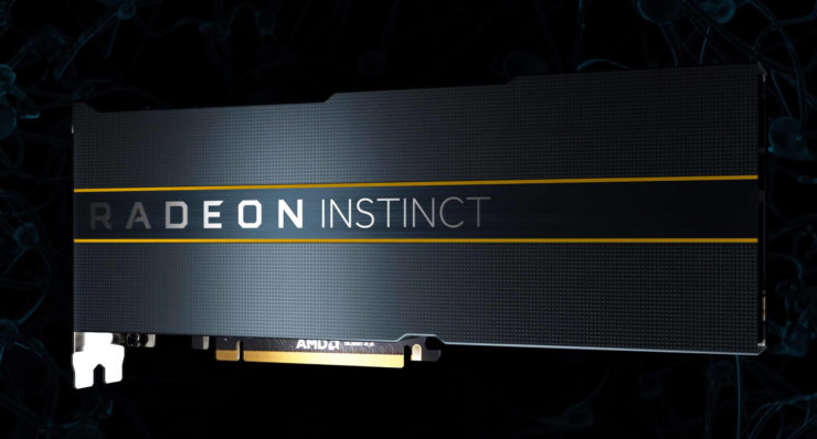 informacje AMD Radeon Instinct MI100, spekulacje AMD Radeon Instinct MI100