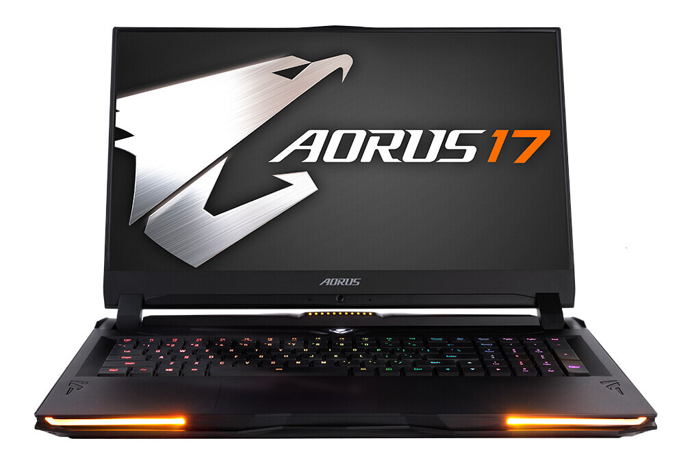laptop aorus, notebook aorus