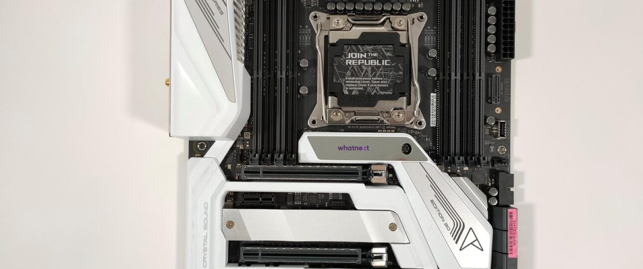 Test płyty głównej Asus Prime X299 Edition 30