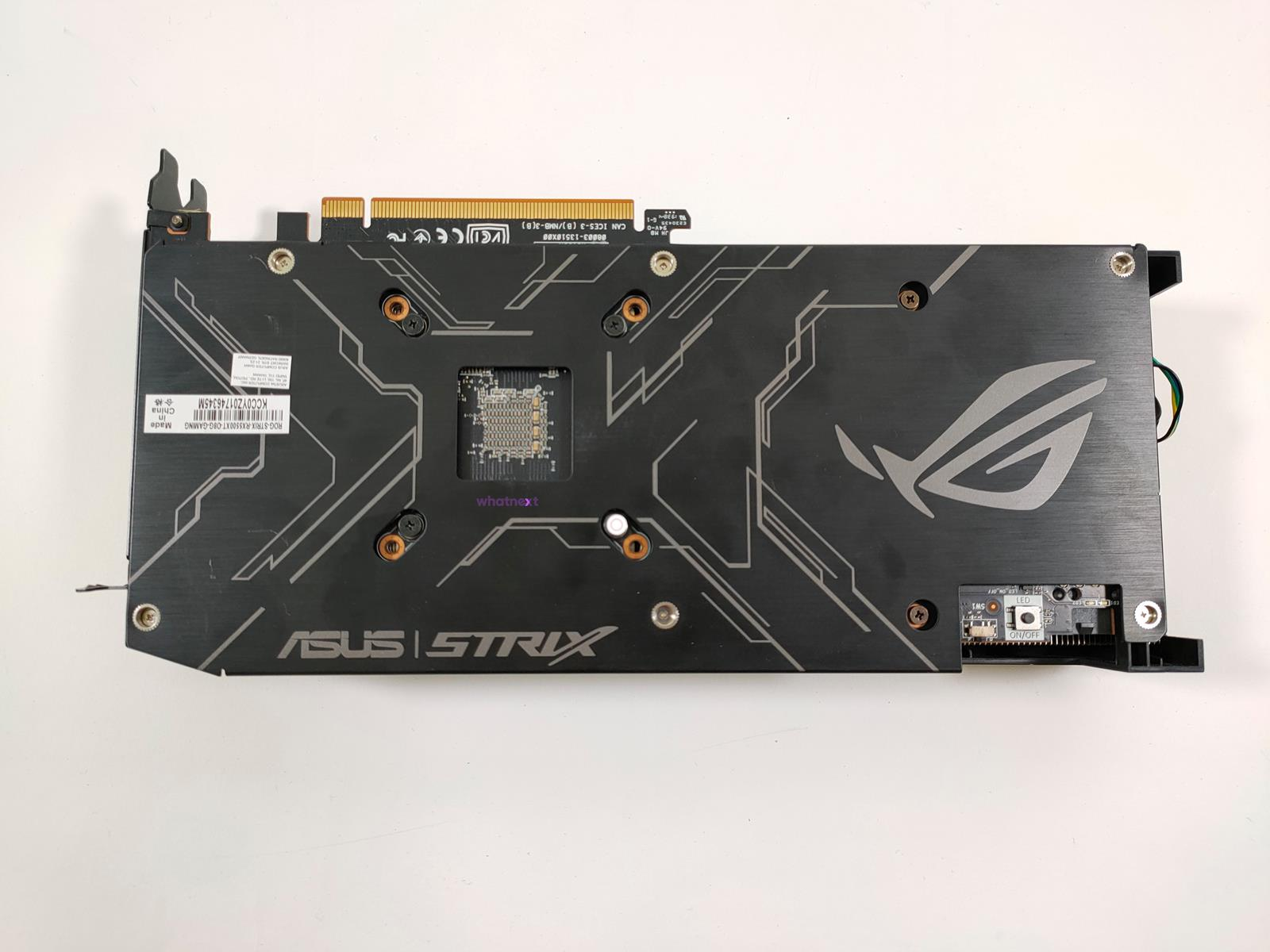 test ASUS Radeon RX 5500 XT Strix Gaming OC, recenzja ASUS Radeon RX 5500 XT Strix Gaming OC review ASUS Radeon RX 5500 XT Strix Gaming OC opinia ASUS Radeon RX 5500 XT Strix Gaming OC