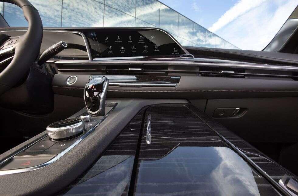 Cadillac Escalade 2021, nowy Escalade, Cadillac Escalade, Escalade