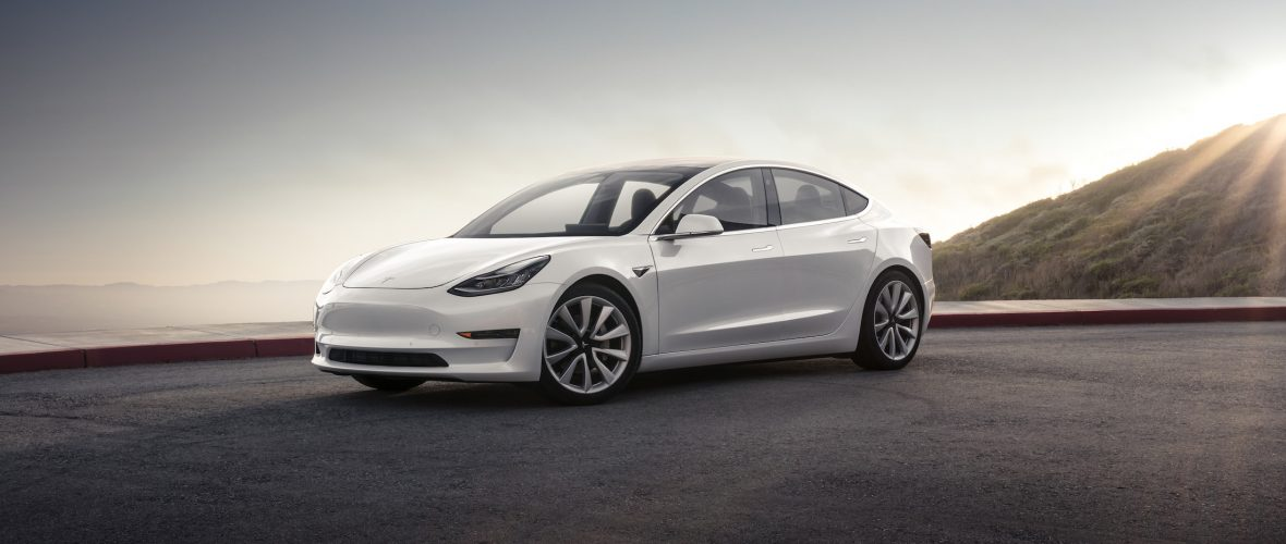 Tesla, Model 3, Autopilot Tesli, bezpieczeństwo Tesla