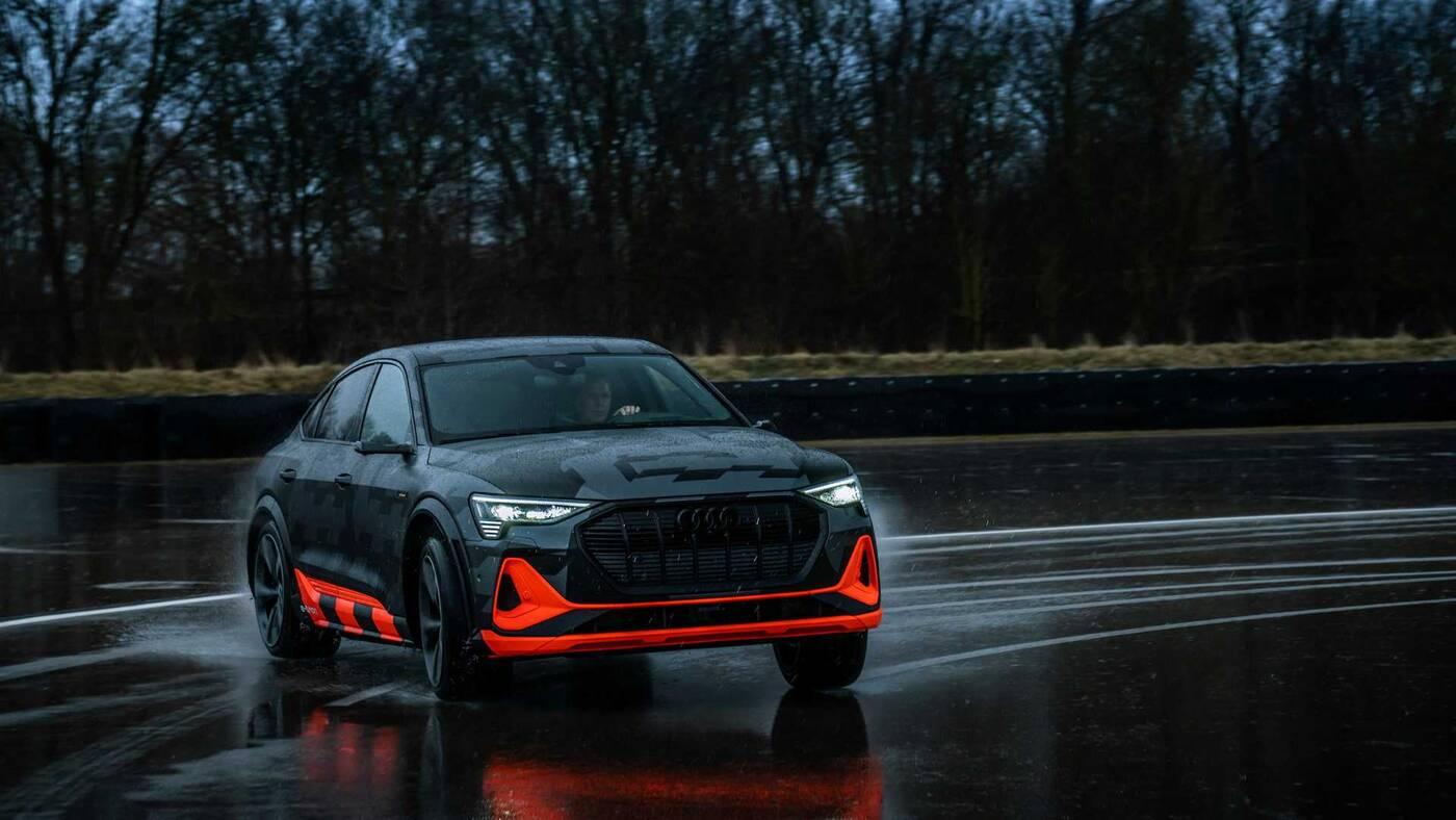Audi E-Tron S, E-Tron, elektryczne samochody Audi, Audi EV