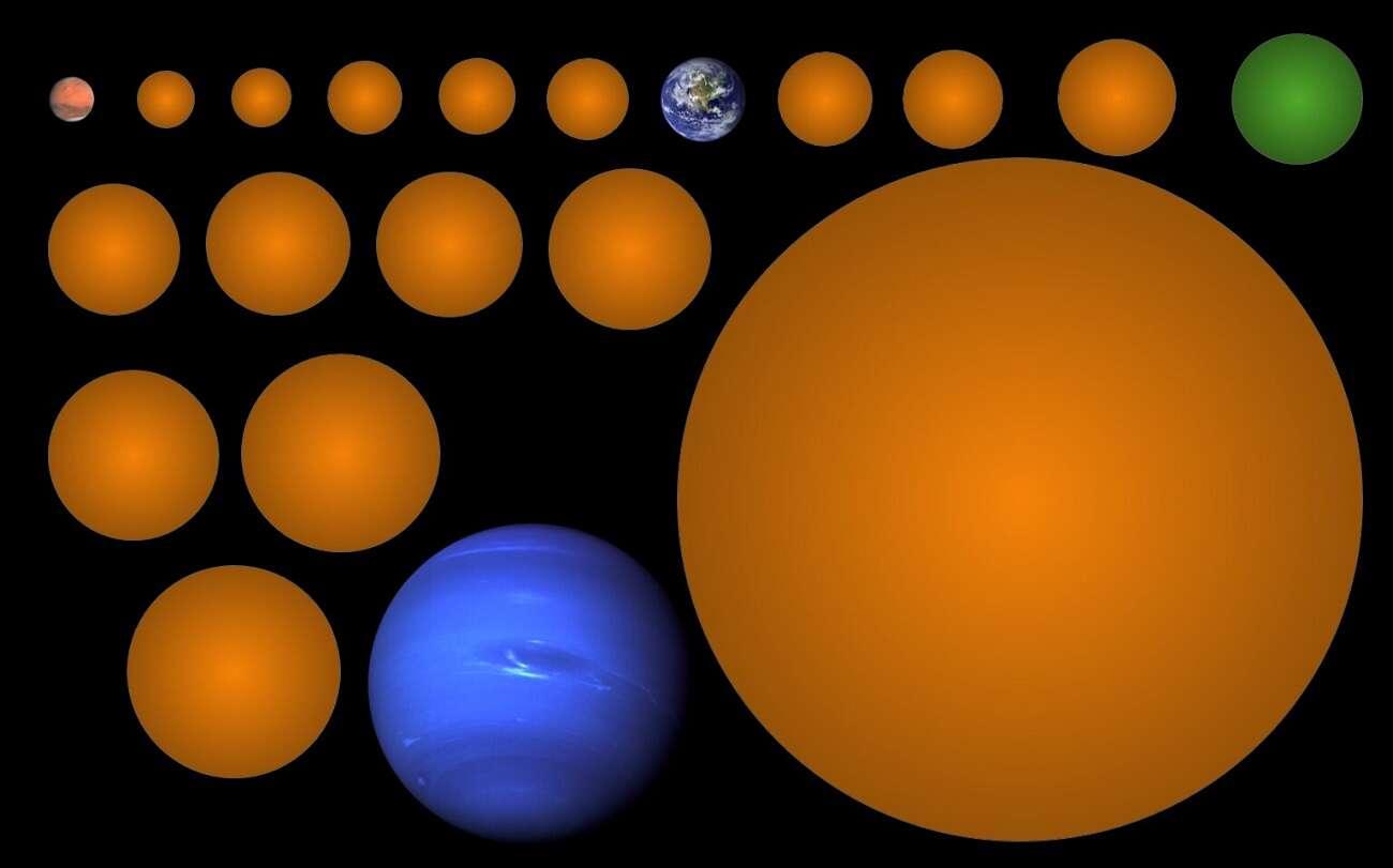 Wiemy, kiedy powstały planety Drogi Mlecznej, które mogą zawierać życie