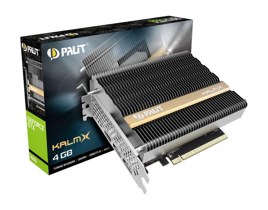 wygląd GeForce GTX 1650 KalmX, design GeForce GTX 1650 KalmX, specyfikacja GeForce GTX 1650 KalmX