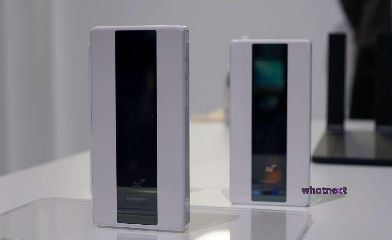 Huawei przenośny router 5G