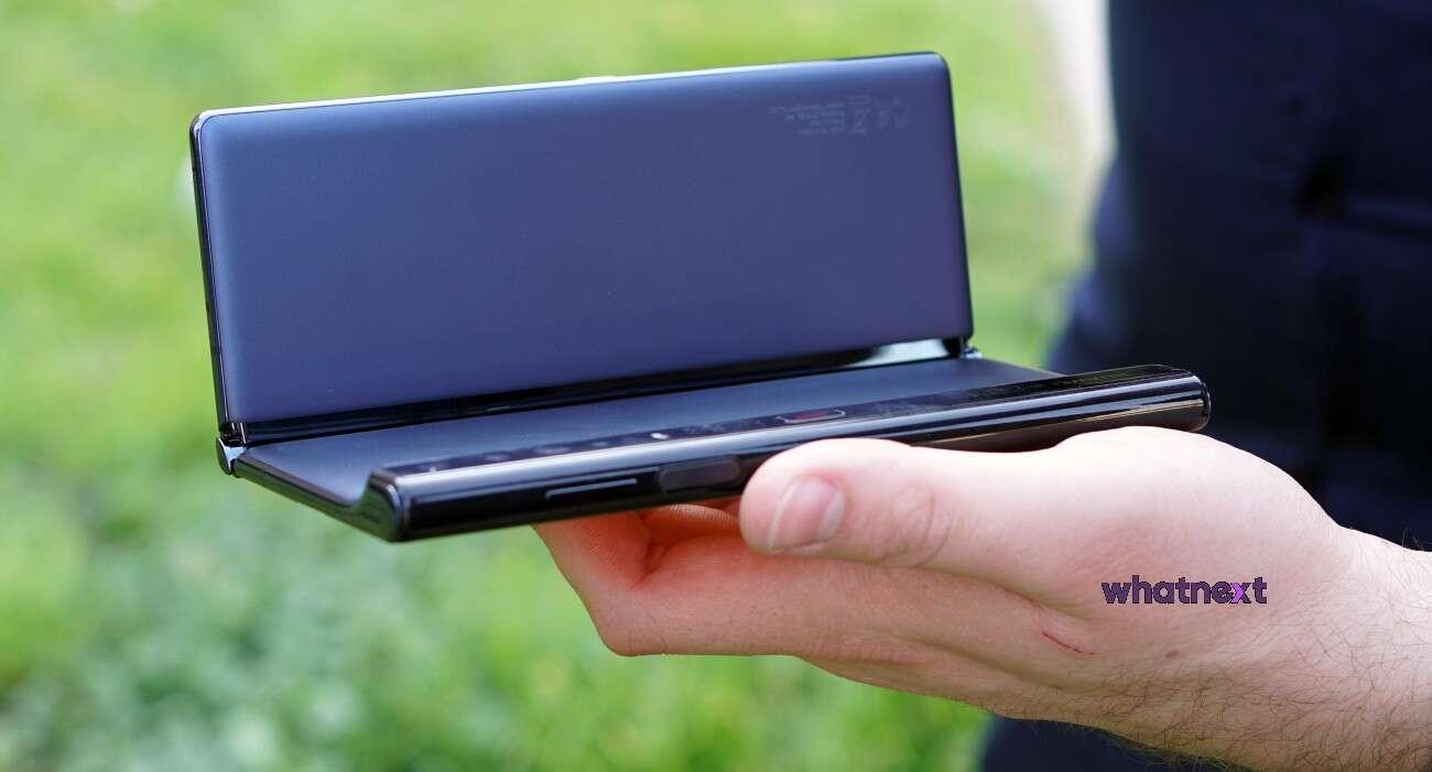Huawei Mate Xs premiera pierwsze wrażenia zdjęcia