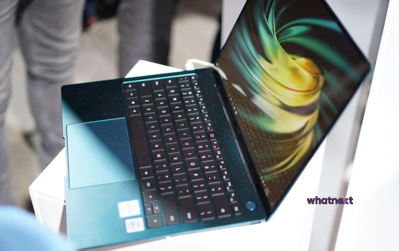 Huawei MateBook X Pro z Intelem 10. generacji