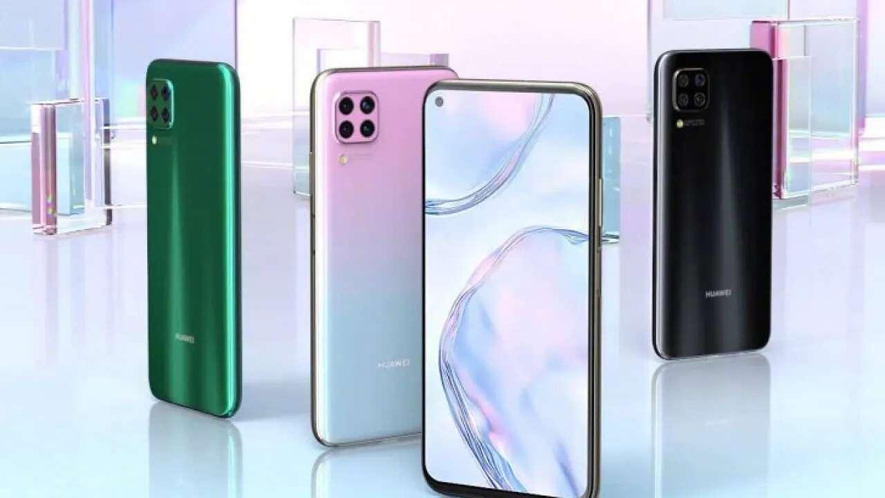 Premiera Huawei P40 Lite