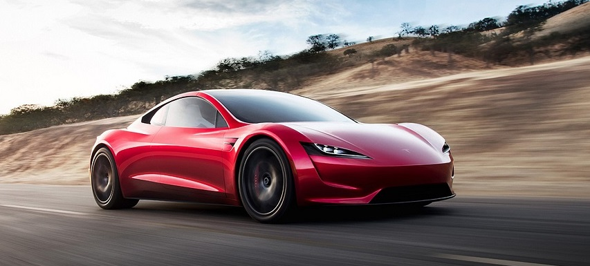 Tesla, Roadster Tesli, Tesla Roadster, porównanie Roadster