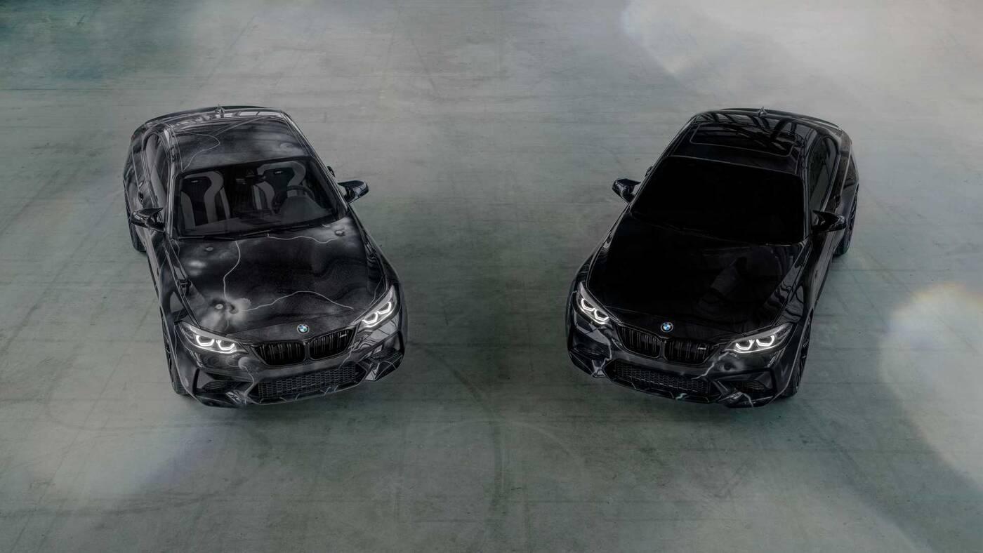 Limitowane wydanie BMW M2 Competition, BMW M2 Competition, M2 Competition FUTURA 2000, BMW FUTURA 2000