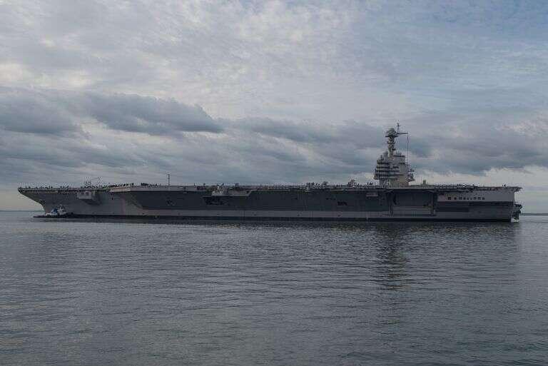 USS Ford, Lotniskowiec nowej klasy, Gerald R. Ford, lotniskowiec Ford