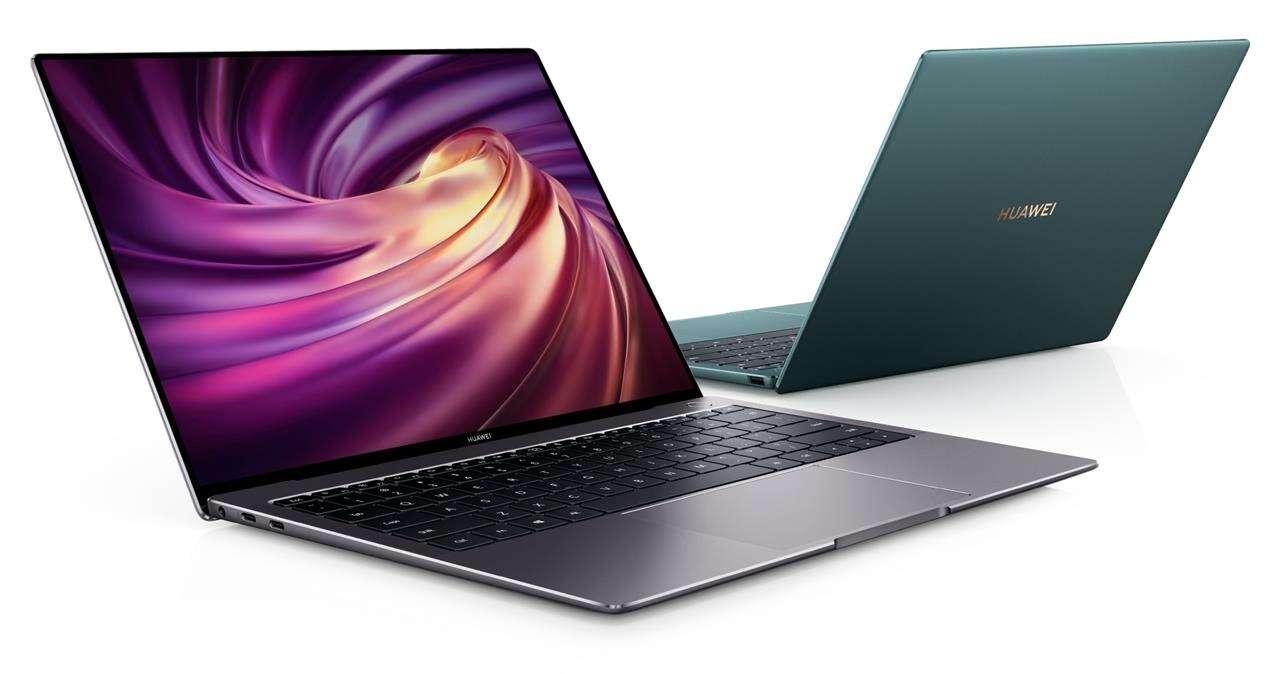 Huawei MateBook X Pro laptop, wygląd Huawei MateBook X Pro, design Huawei MateBook X Pro