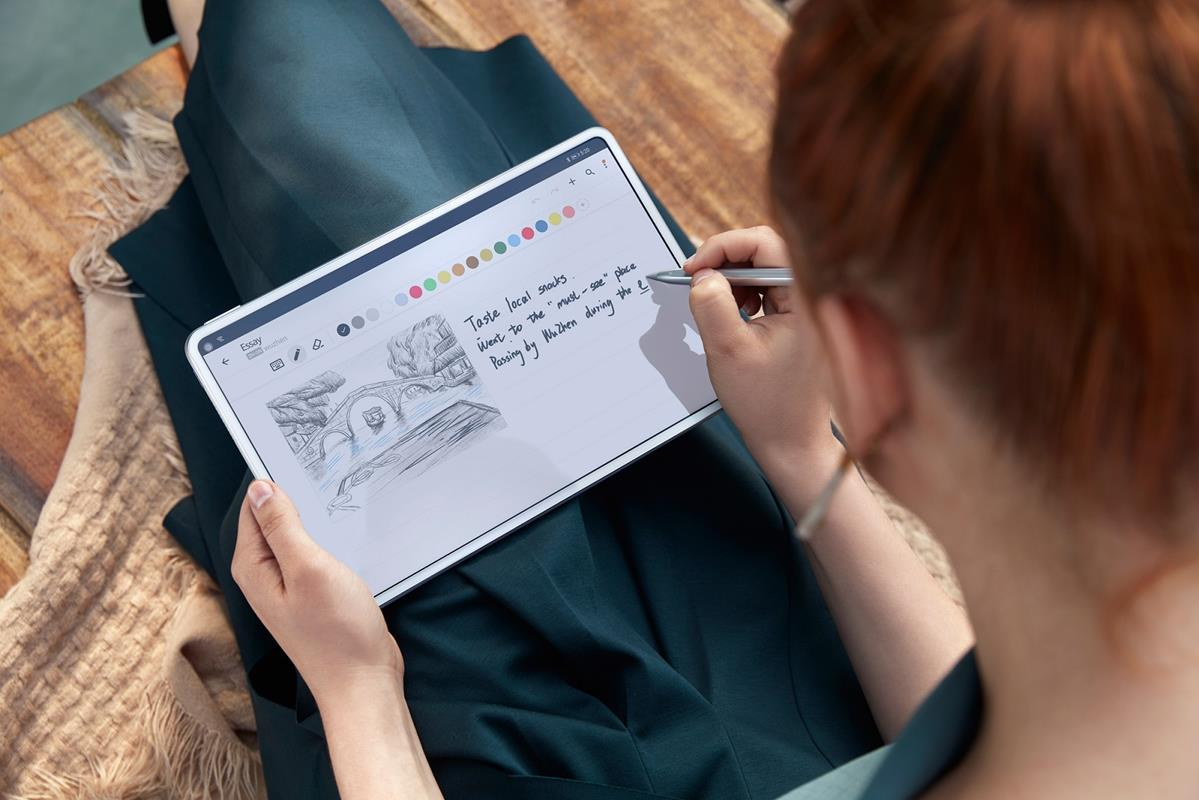 MatePad Pro, tablet MatePad Pro, premiera MatePad Pro, wygląd MatePad Pro
