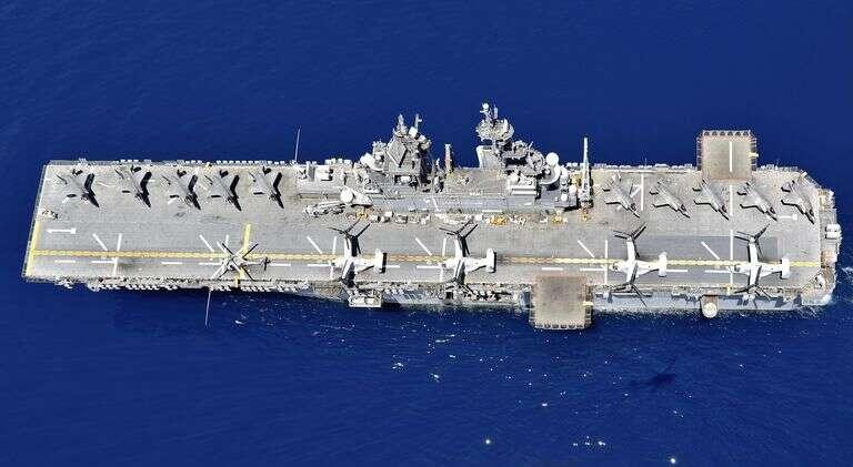 Marynarka USA może docenić lżejsze lotniskowce
