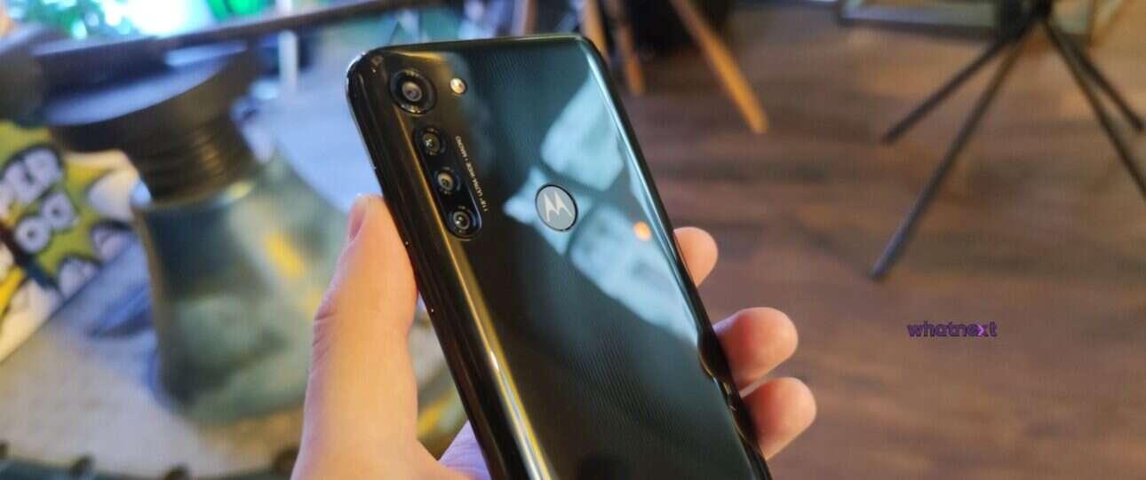 Motorola Moto G8 Power to najmocniejszy model serii G8