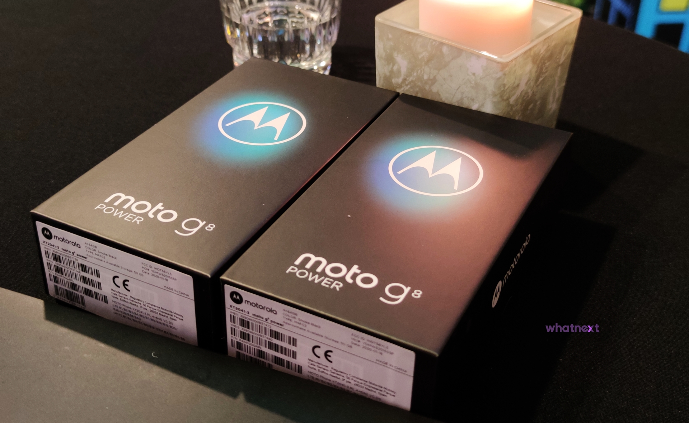 Moto G8 Power premiera, cena, specyfikacja