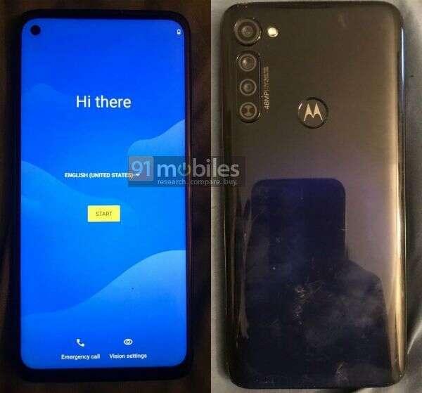 Motorola Moto G Stylus specyfikacja
