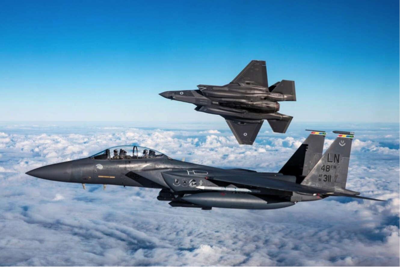 nowe F-15 Eagle, myśliwce F-15EX, F-15EX, myśliwce USA
