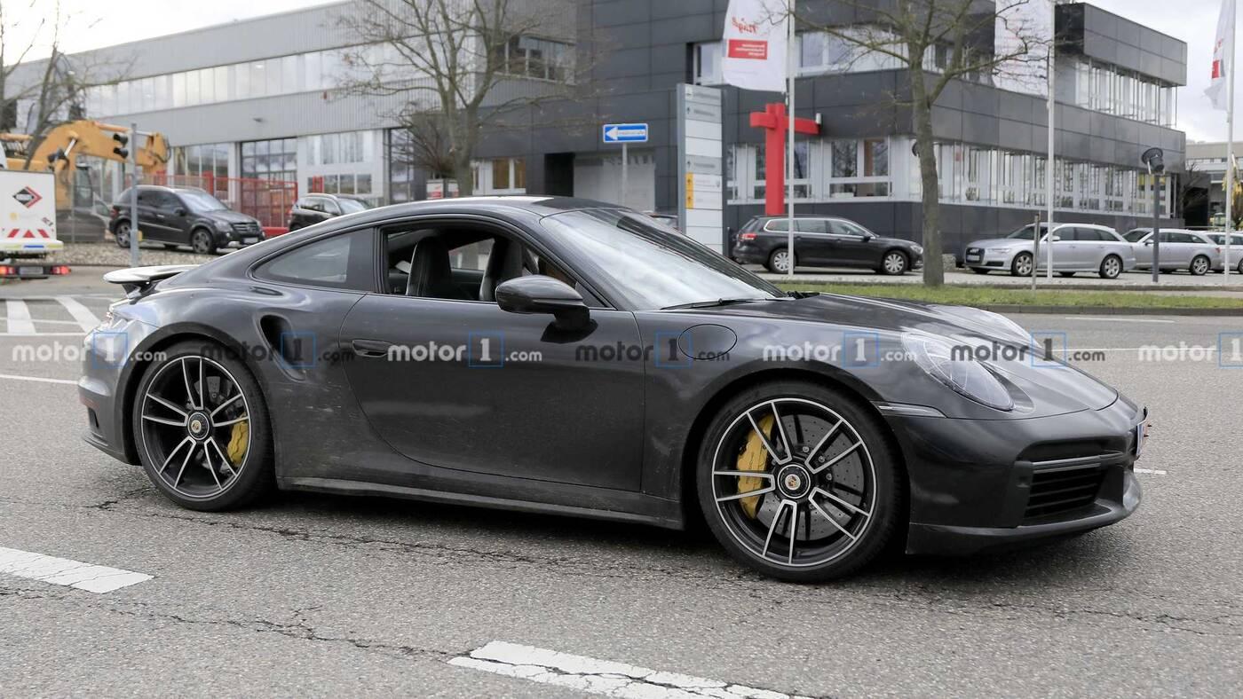 Porsche 911 Turbo, nowe Porsche 911 Turbo, 911 Turbo 2020, Porsche Turbo