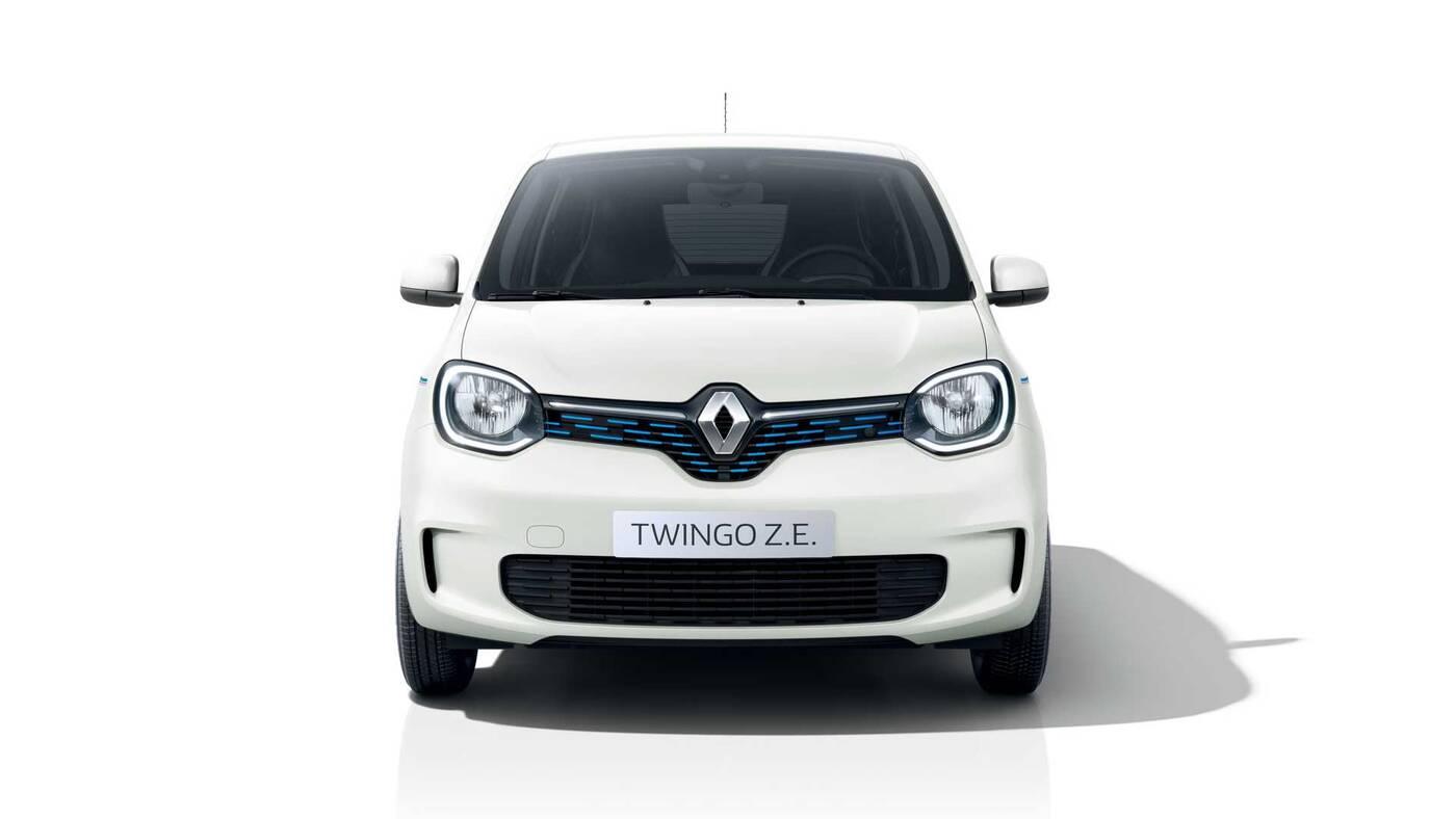Renault, Twingo Z.E., Renault Twingo Z.E., EV Renault