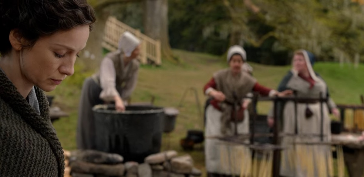 Outlander, Outlander sezon 5, Outlander s5e2, Outlander, Outlander sezon 5 recenzja, Outlander recenzja, Caitriona Balfe, Sophie Skelton, Duncan Lacroix, Sam Heughan, Outlander sezon 5 odcinek 2