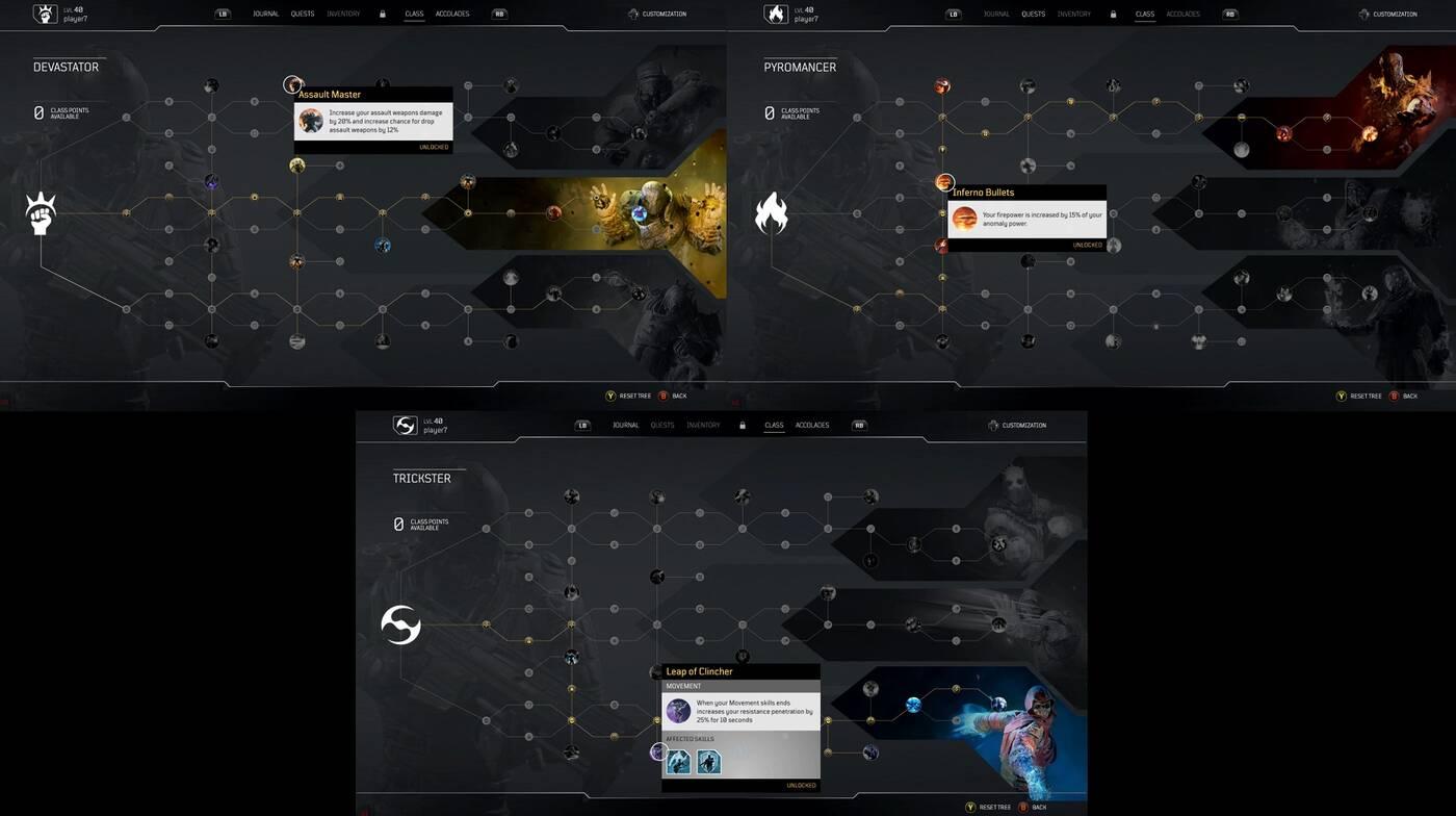 Outriders gameplay pierwsze wrażenia