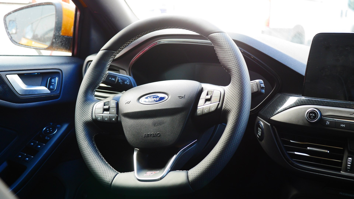 Ford Focus ST - hothatch niemal idealny