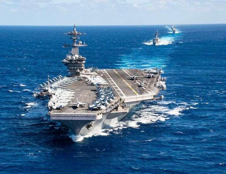 flota USA, flota Marynarki USA, Theodore Roosevelt, flota Theodore Roosevelt