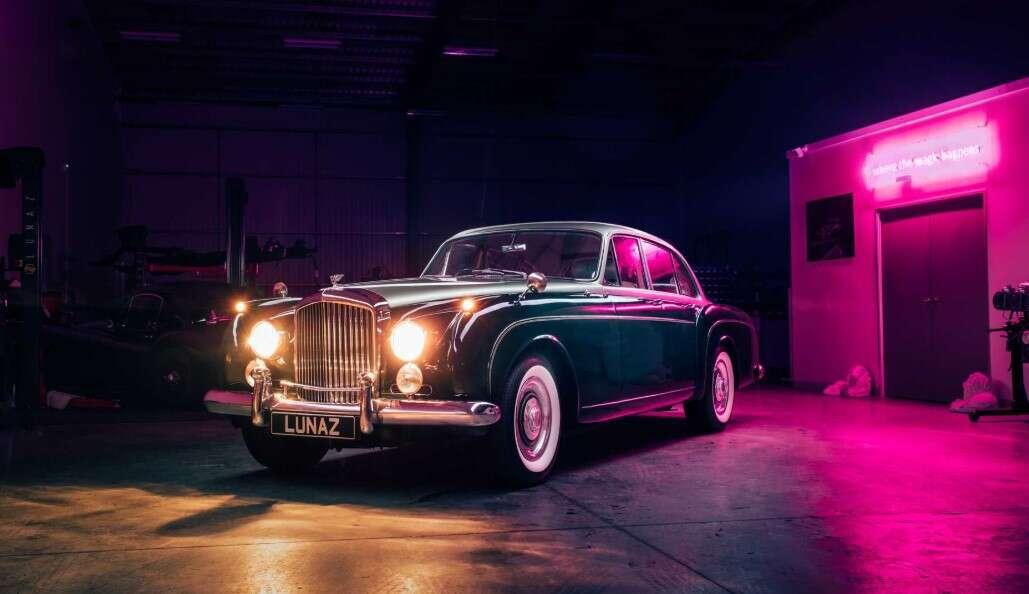 elektryczne samochody, rynek EV, Lunaz, elektryczne klasyki