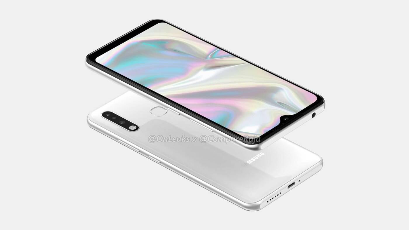 Samsung Galaxy A70e zdjęcia
