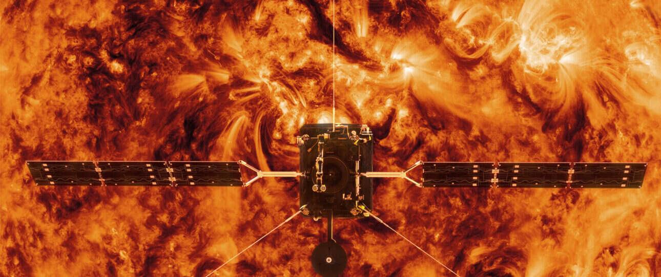 Solar Orbiter – misja w stronę Słońca